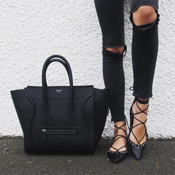 black-bag-and-shoes